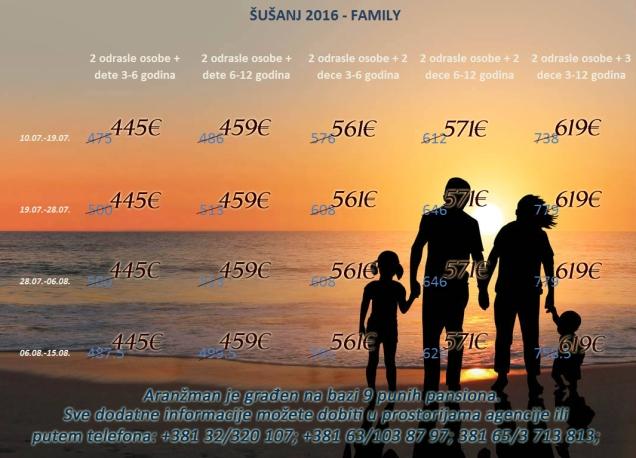 Family Susanj